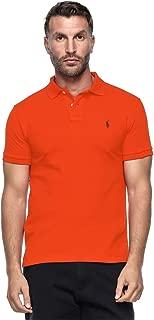 Polo Ralph Lauren Custom Fit Short Sleeve Mesh Polo Shirt For Men - Medium