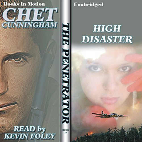 High Disaster audiobook cover art