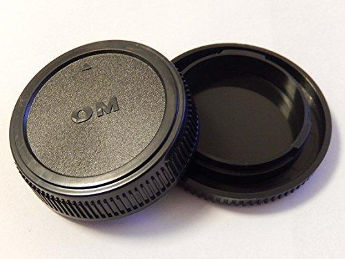 vhbw Set de Tapa de Objetivos con Sistema OM para cámaras Olympus...