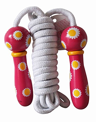 Find Discount House of Marbles Flowers Wooden Jump Rope