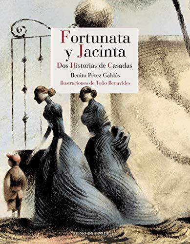 Fortunata y Jacinta - tomos I y II: Dos historias de casadas: 12-122 (Literatura Reino de Cordelia)