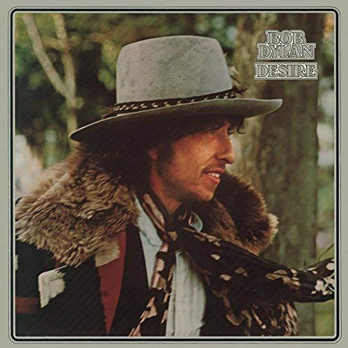 Desire by Dylan, Bob Original recording remastered edition (2004) Audio CD