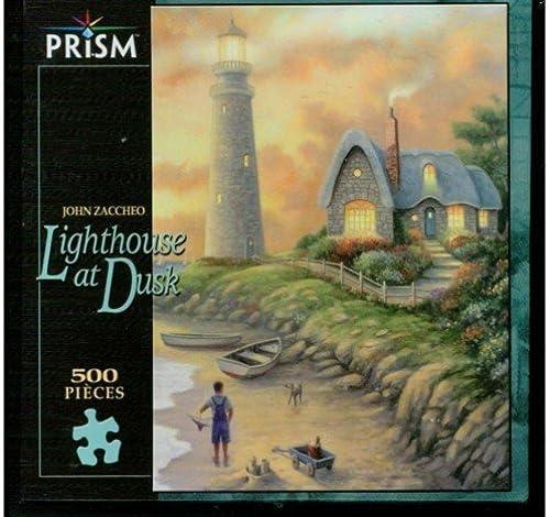 hasta un 65% de descuento Lighthouse at at at Dusk John Zaccheo by Prism  compras de moda online