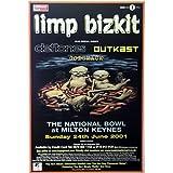 Limp Bizkit - Riesenposter Tour 2001