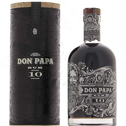 Don Papa 10 J. Rum GB 43% vol (1 x 0.7 l)