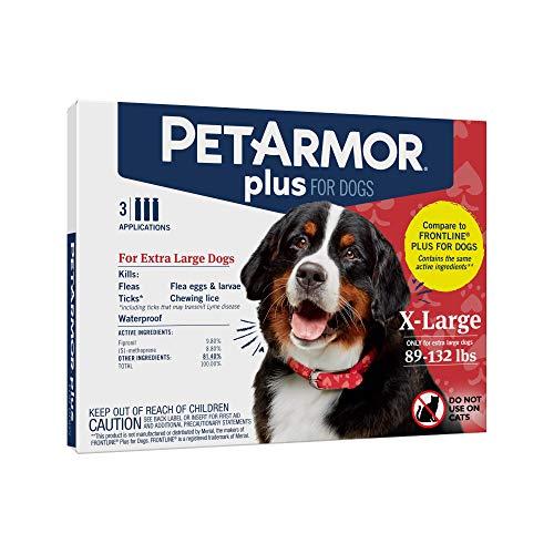 PETARMOR Plus Flea & Tick Squeeze-On Dog