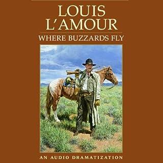 Where Buzzards Fly (Dramatized) cover art