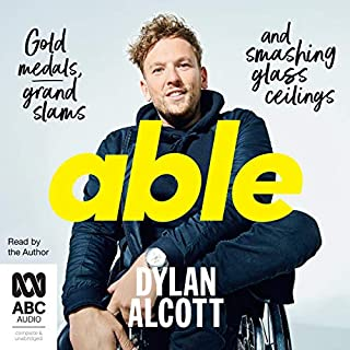 Able audiobook cover art