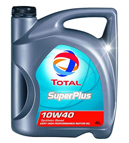 Olio auto Total Super Plus 10W40 4 l