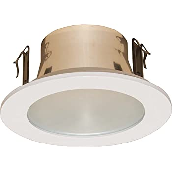 EL112 Elco Lighting EL112N 6 Shower Trim with Albalite Lens and Reflector