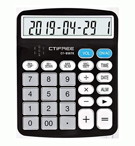 Calculadora Contabilidad Financiera Inglés Computadora de voz Inglés Inglés Persona Real Calculadora de Pronunciación para Oficina
