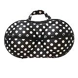 BeneAlways Portable Bra Bag with Net Bra Case Bra Organizer for Travel (Pattern 6)