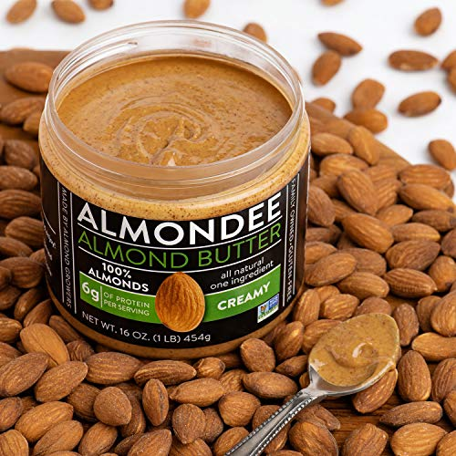 Almondee California Almond Butter - 16 Ounce Jar