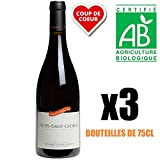 X3 David Duband 2014 AOC Nuits-Saint-Georges Vin Rouge Bourgogne