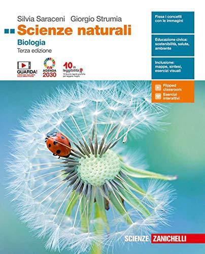 Scienze naturali. Biologia. Per le Scuole superiori. Con e-book. Con espansione online