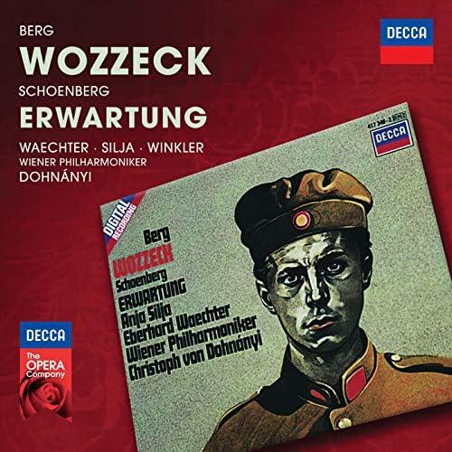 Anja Silja, Eberhard Waechter, Hermann Winkler, Wiener Staatsopernchor, Wiener Philharmoniker & Christoph von Dohnányi