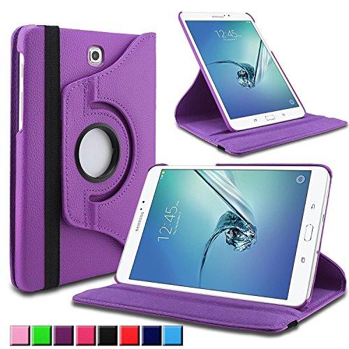 """Theoutlettablet–Custodia per tablet Samsung Galaxy Tab A da 9,7"""",SM-T550  SM-T555   SM-550,protezione anteriore e posteriore"""