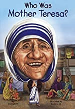 Who Was Mother Teresa? (Turtleback School & Library Binding Edition) by Jim Gigliotti (2015-05-05)