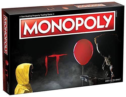 Monopoly: It (Ça) - 0