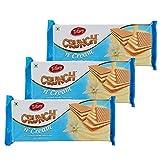 Tiffany Crunch n Cream Wafers (Vanilla, 150GM, Pack of 3)