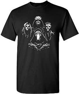 Sith Bohemian Rhapsody - Star Wars Inspired Fans Men/Women/Unisex T-Shirt