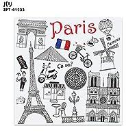 アート JIG キャンバスアート パリ Canvas Art Paris ZPT-61533 絵画