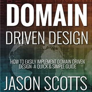Domain Driven Design audiobook cover art
