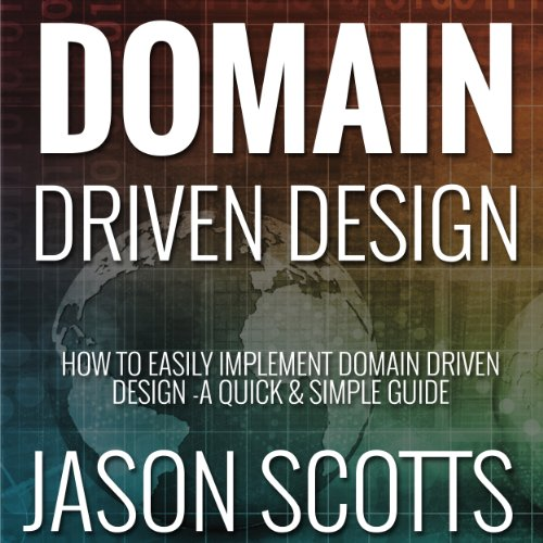 Domain Driven Design audiobook cover art