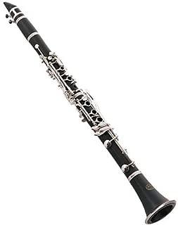 JP637S-Q Clarinete Si Bemol Boehm-Sistema: Amazon.es: Instrumentos ...
