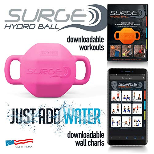 HB25- Surge Hydro Ball, Pink