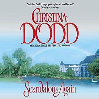 Scandalous Again audiobook cover art
