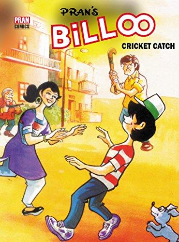 BILLOO AND CRICKET CATCH: BILLOO (English Edition)