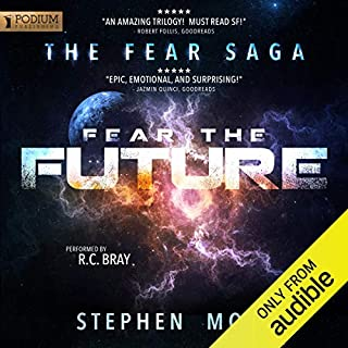 Fear the Future cover art