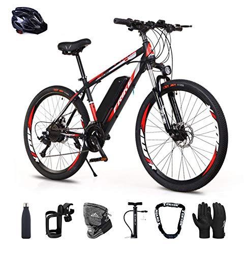 Bicicleta eléctrica, 350W Bicicleta Eléctrica de Montaña Ciclomotor 26