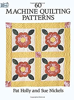 60 Machine Quilting Patterns (Dover Quilting)