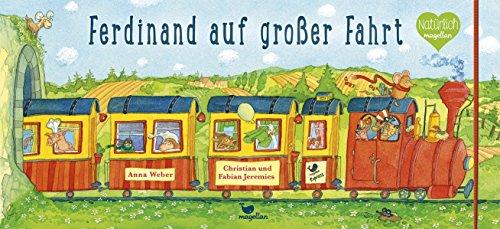 Ferdinand auf großer Fahrt – Band 1