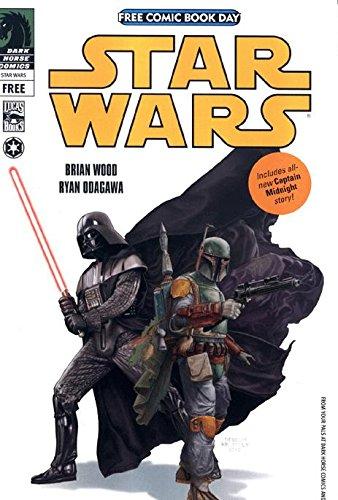 Star Wars/Avatar: Last Airbender Flipbook FCBD (2013 series) #1