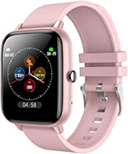 UIEMMY slim horloge Smart Horloge Bloeddruk Hartslag Fitness Tracker Sport Smartwatch Horloge Vrouwen Mannen Slimme Klok V...