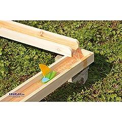 EDUPLAY 160252 Wasserbahnen Holzbahnen, Natur