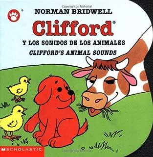 Clifford's Animal Sounds / Clifford y los sonidos de los animales (Bilingual) (Spanish and English Edition)