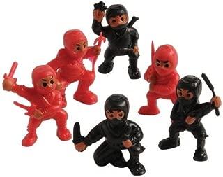 U.S. Toy Lot of 12 Assorted Ninja Action Figure Toys