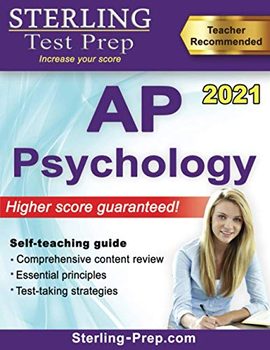 Sterling Test Prep AP Psychology 2021