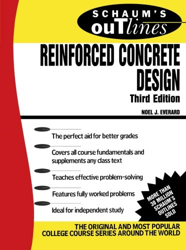 Schaum's Outline of Reinforced Concrete Design