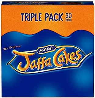 McVities Jaffa Cakes Triple Pack 30 366g