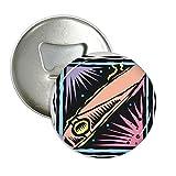 Reloj Vector Mexicon cultura elemento grabado redondo abridor de botellas nevera Imán Pins Badge botón regalo 3pcs