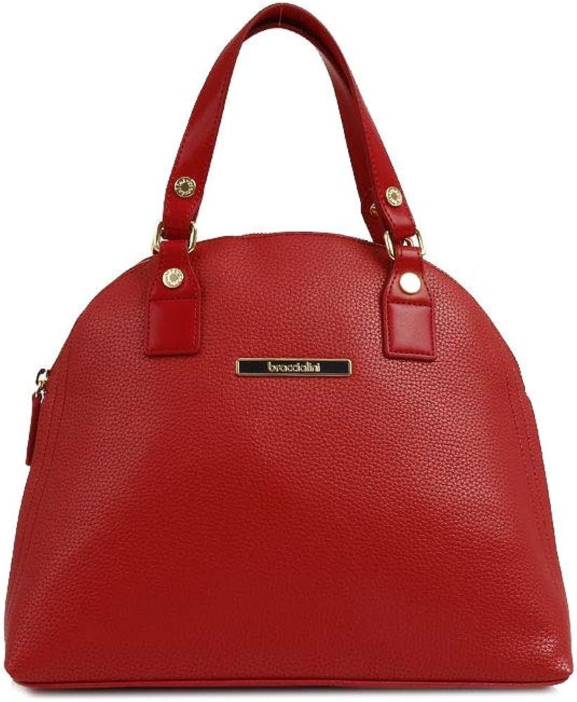 Braccialini,borsa per donna in vera pelle B12524YY