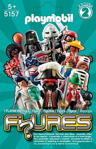 Playmobil 5157 - Figures Boys (Serie 2)