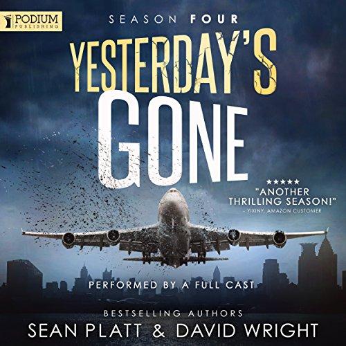 Yesterday's Gone, Season Four cover art