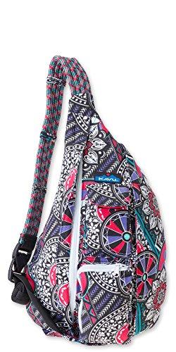 KAVU Rope Bag, Spring Hodgepodge, One Size