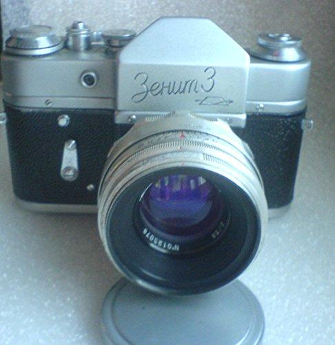 zenit-3USSR Soviet Unionロシア35mm lilm SLRカメラ